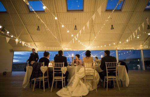 Small Beach Wedding Venue Scotland